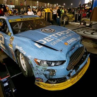NASCAR Fines Tony Stewart and Brad Keselowski