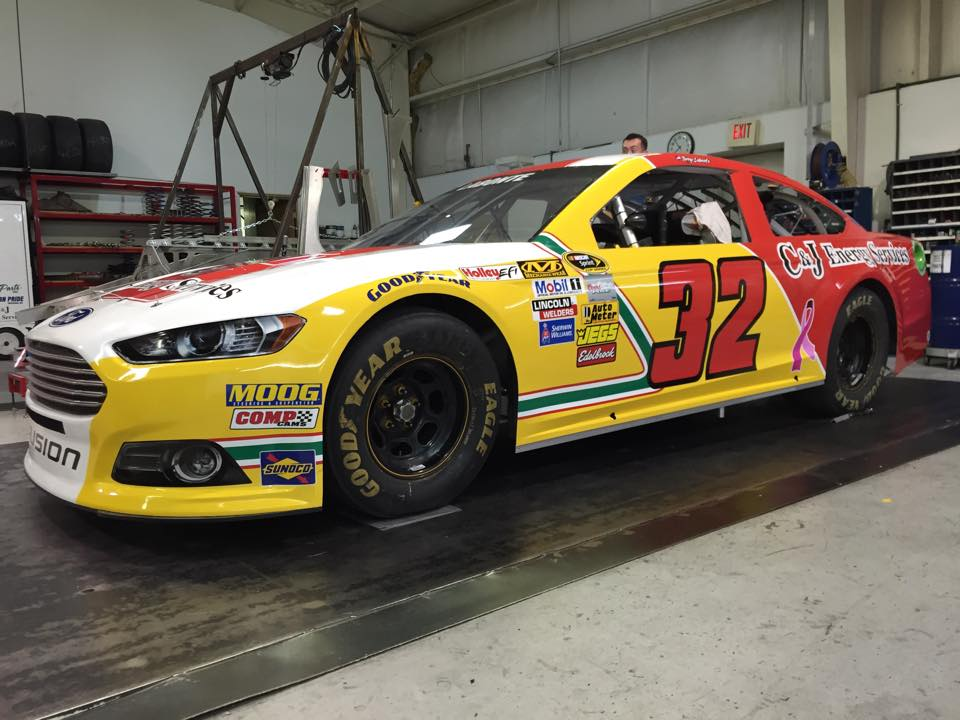 Terry Labonte Tribute Car