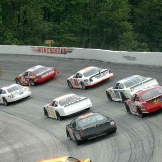 Winchester Speedway Owner Charlie Shaw Robbed