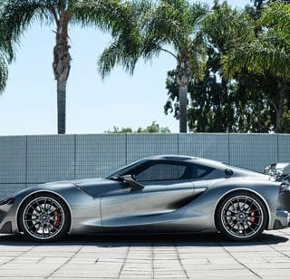 2017 Toyota FT1 Future Car Photos