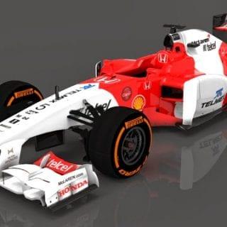 Fernando Alonso To McLaren Honda F1 2014 Cars