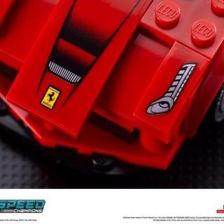Ferrari LEGO Speed Champions Photos