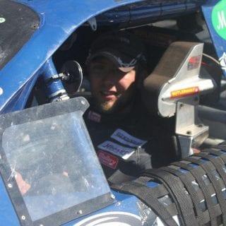 Josh White ARCA Racing Series Driver Website Design