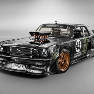 Ken Block Ford Mustang Hoonicorn RTR Car Photos