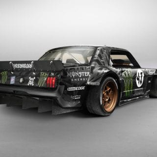 Ken Block Ford Mustang Hoonicorn RTR Rearend Car Photos