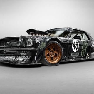 Ken Block Ford Mustang RTR Car Photo