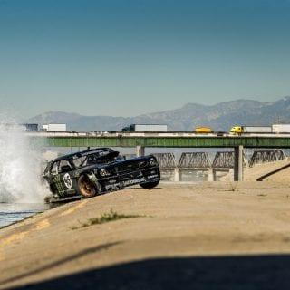 Ken Block Gymkhana 7 LA Sewer Video
