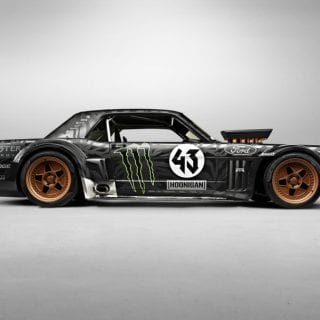 Ken Block Mustang Hoonicorn RTR Car Photos