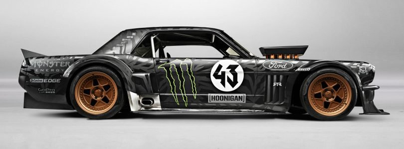 Ken Block Mustang Hoonicorn RTR Photos
