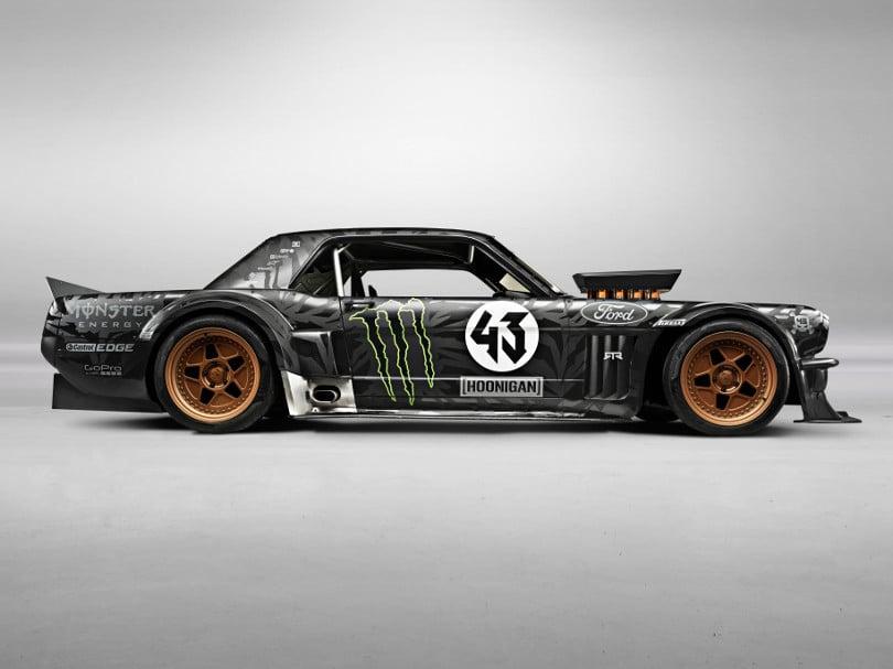Ken Block Mustang Hoonicorn RTR Car Photos