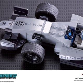 McLaren LEGO Speed Champions LEGO McLaren MP4-29 Photos