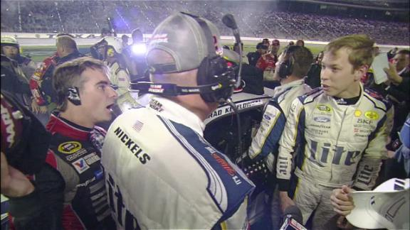 NASCAR Penalties Handed Out After Jeff Gordon and Brad Keselowski Fight