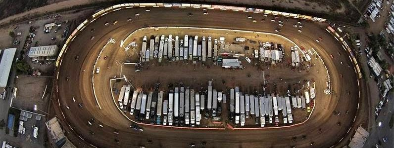 Perris Auto Speedway Hosts USAC Turkey Night