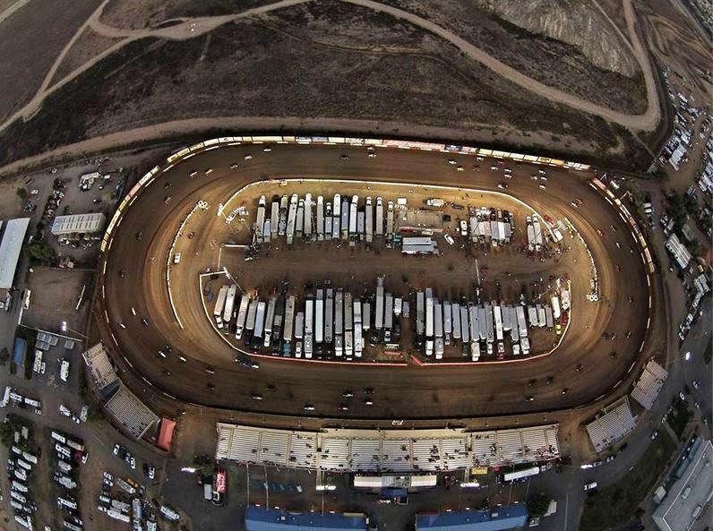 Perris Auto Speedway USAC Turkey Night
