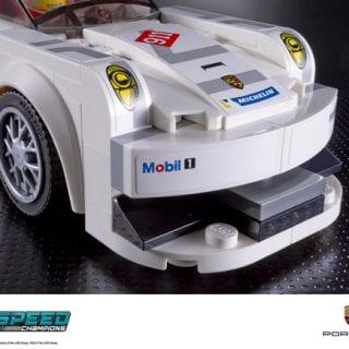 Porsche LEGO Speed Champions Photos