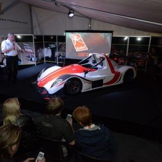 Radical SR8 RSX Photos Launch