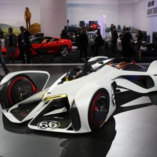 Real Chevrolet Chaparral 2X Photo