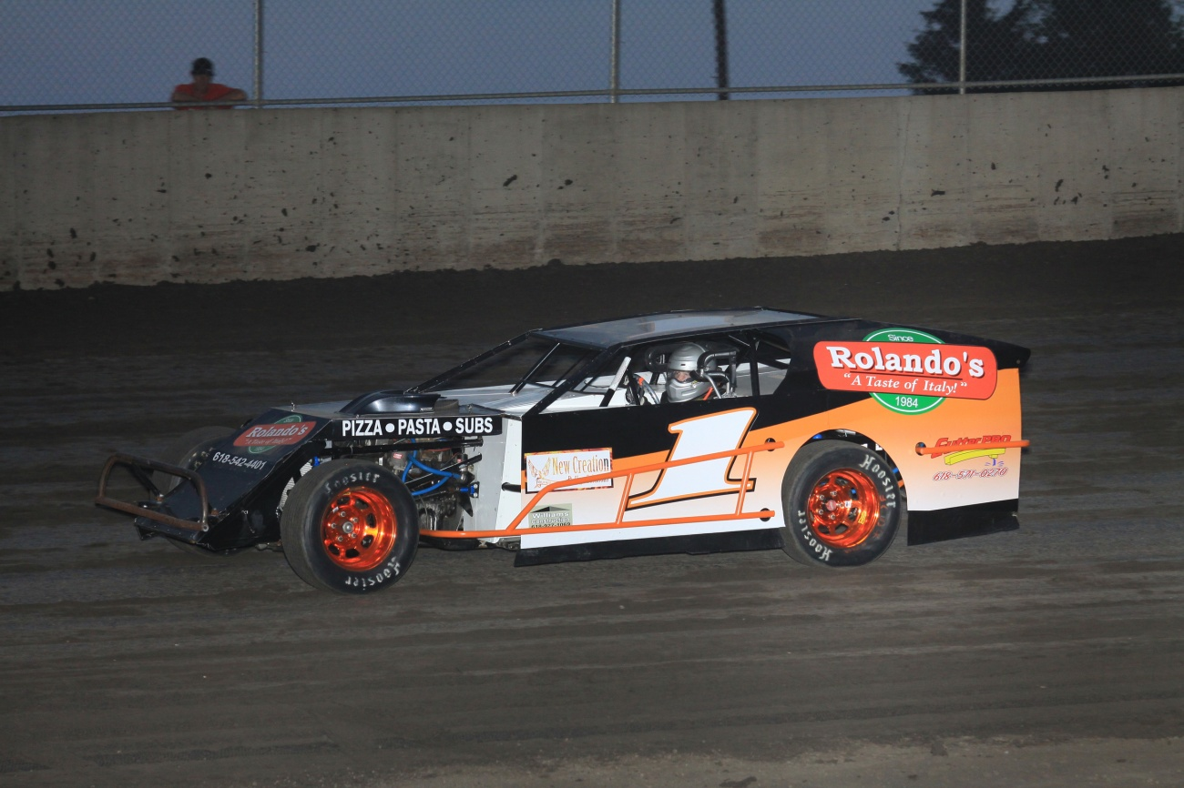 Jacob Franklin KidModz Racing Series Driver Tri-City Speedway