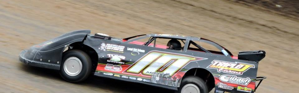 Jacob Magee Dirt Late Model Website Link Announced