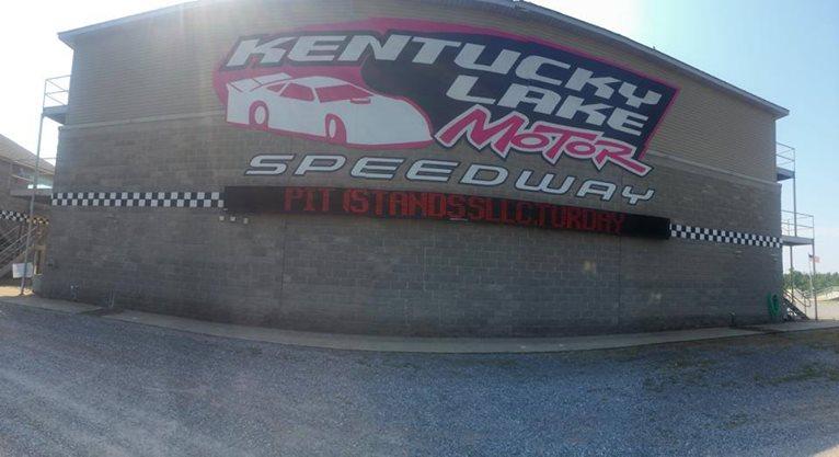 Kentucky Lake Motor Speedway Dirt Track Website Design Company