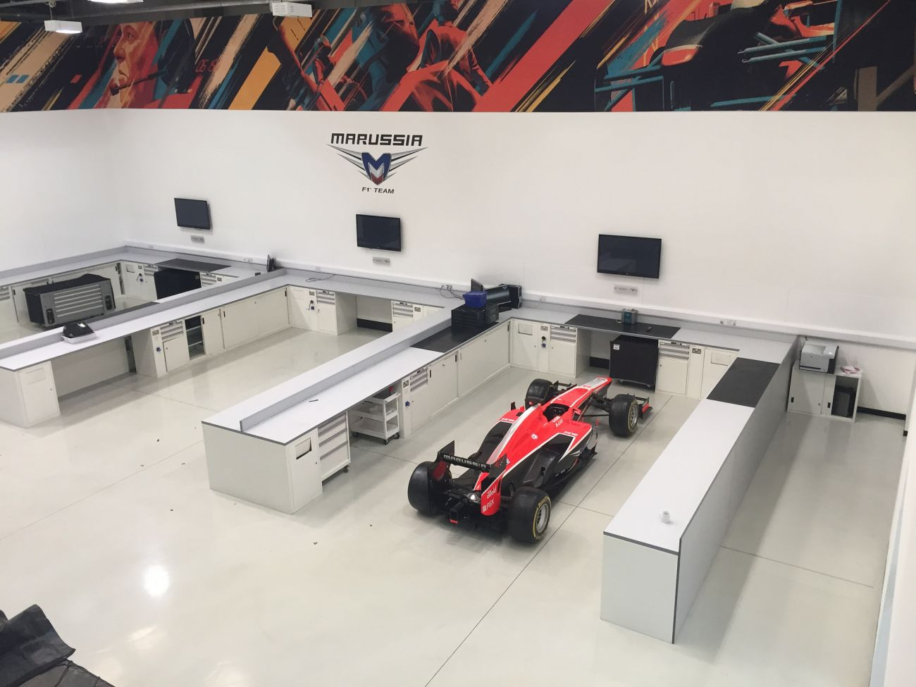 Marussia F1 Auction - Racing News