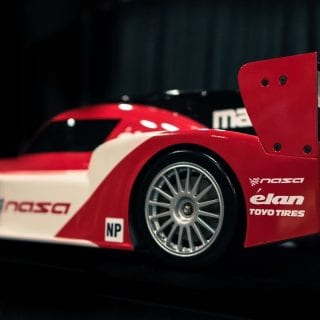 NASA Prototype Series NP01 Car
