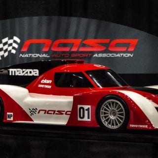 NASA Prototype Series NP01 Cars