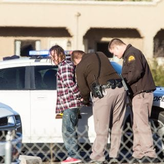 NASCAR Driver Arrest Warrant Watch Tyler Walker Police Chase