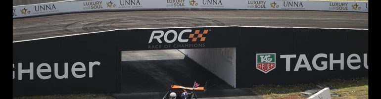 Race of Champions 2014 Results