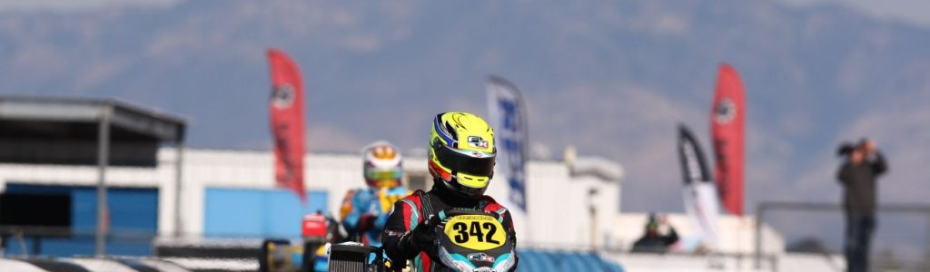 American Karting Driver Jake Craig Website Launch