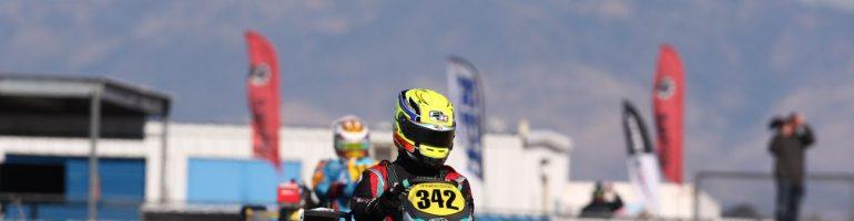 American Karting Driver Jake Craig Website Launch