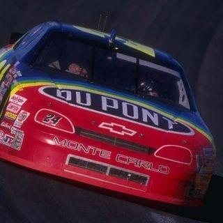 Jeff Gordon 1995 Dupont Car