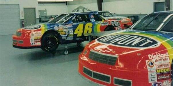 Jeff Gordon 46 Car