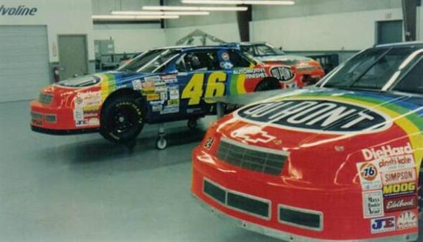 Jeff Gordon 46 Car Hendrick Motorsports Shop