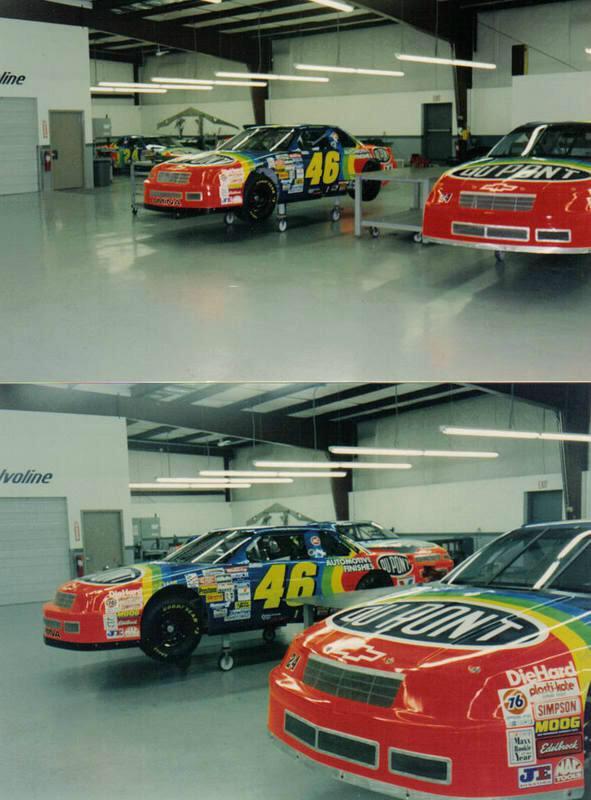 Jeff Gordon 46 Car NASCAR Hendrick Motorsports Shop