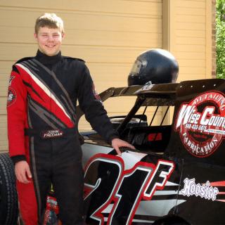 John Freeman Racing IMCA Southern Sport Mod Drivers