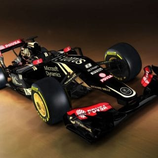 Lotus F1 Team 2015 Car E23 Hybrid
