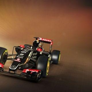 Lotus F1 Team 2015 Car E23 Hybrid Photos