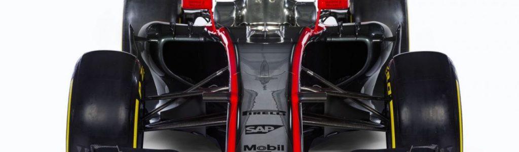McLaren Honda 2015 Car MP4-30