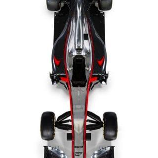 McLaren Honda 2015 Car MP4-30 Photos Top View