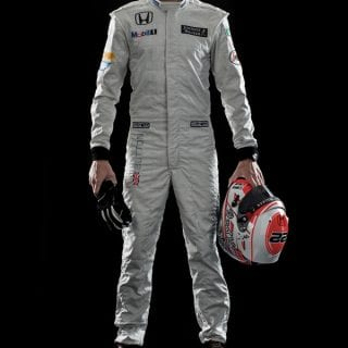 McLaren Honda 2015 Driver Jenson Button