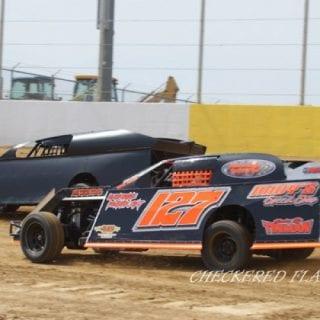 Outlaw Motor Speedway Dirt Racing Website Design - Dirt Modified Racing