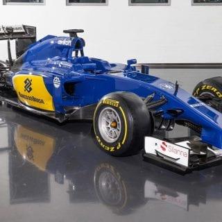 Sauber F1 2015 Car Photos