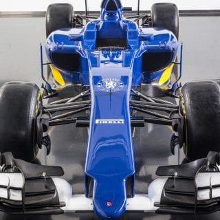 Sauber F1 2015 Car Sauber C34-Ferrari Front Wing Photos
