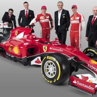 Scuderia Ferrari F1 2015 Car Launch