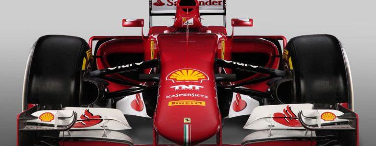 Scuderia Ferrari F1 2015 Car SF15-T