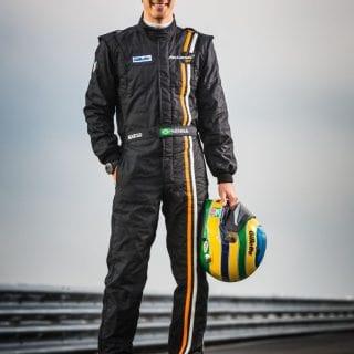 Bruno Senna 2015