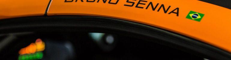 Bruno Senna McLaren GT Driver