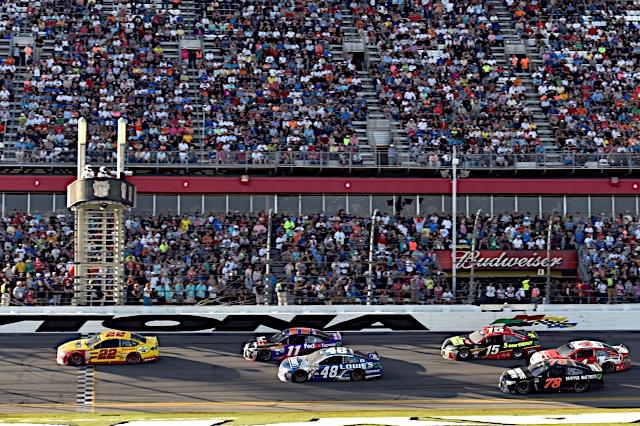 Daytona 500 Results 2015 Led by Joey Logano