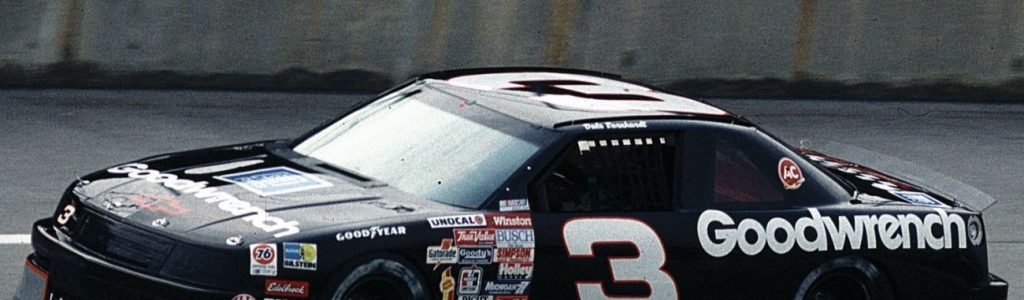 Dale Earnhardt defused Rick Mast from retaliation
